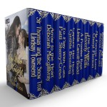 the cover for boxed set