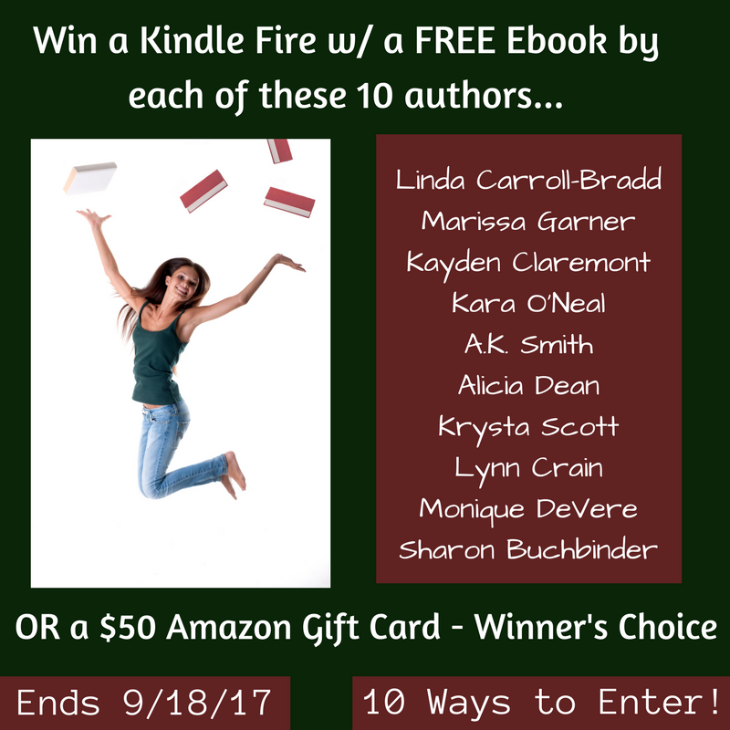 Win a Kindle Fire!!-Sept