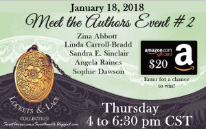image for Author Party Jan 18
