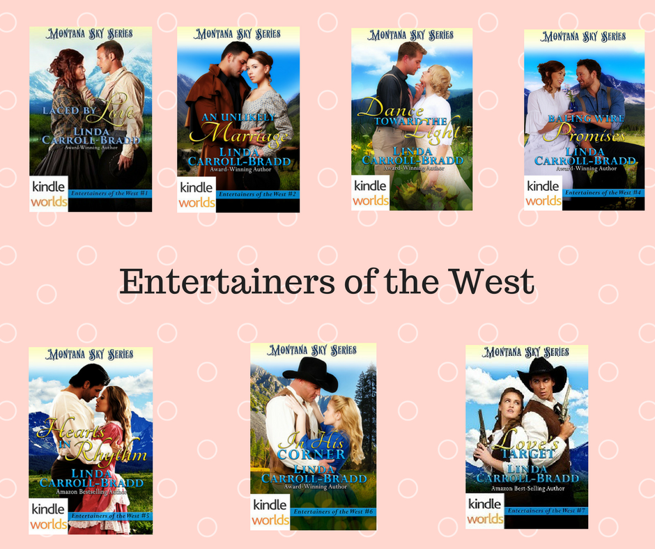 Entertainers of the West-7 titles